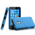 IMAK Cowboy Shell Hard Case Cover for Nokia Lumia 620 - Blue
