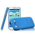 IMAK Cowboy Shell Hard Case Cover for Samsung i939D GALAXY SIII - Blue