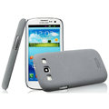 IMAK Cowboy Shell Hard Case Cover for Samsung i939D GALAXY SIII - Gray