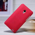 Nillkin Super Matte Hard Case Skin Cover for MEIZU MX2 - Red