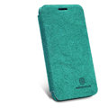 Nillkin leather Cases Holster Covers Skin for MEIZU MX2 - Green