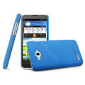 IMAK Cowboy Shell Hard Case Cover for ZTE N983 - Blue