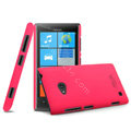 IMAK Ultrathin Matte Color Cover Hard Case for Nokia Lumia 720 - Rose