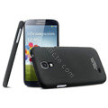 IMAK Ultrathin Matte Color Cover Hard Case for Samsung GALAXY S4 I9500 SIV - Black