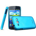 IMAK Ultrathin Matte Color Cover Hard Case for Samsung i829 Galaxy Style Duos - Blue