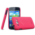 IMAK Ultrathin Matte Color Cover Hard Case for Samsung i829 Galaxy Style Duos - Rose