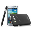 IMAK Ultrathin Matte Color Cover Hard Case for Samsung i9080 i9082 Galaxy Grand DUOS - Black