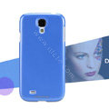 Nillkin Colourful Hard Case Skin Cover for Samsung GALAXY S4 I9500 SIV - Blue