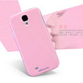Nillkin Colourful Hard Case Skin Cover for Samsung GALAXY S4 I9500 SIV - Pink