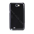 Nillkin Fresh leather Case Bracket Holster Cover Skin for Samsung N7100 GALAXY Note2 - Black