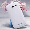 Nillkin Super Matte Hard Case Skin Cover for Coolpad 5890 - White