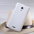 Nillkin Super Matte Hard Case Skin Cover for Lenovo S868t - White
