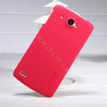 Nillkin Super Matte Hard Case Skin Cover for Lenovo S920 - Red