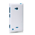 Nillkin Super Matte Hard Case Skin Cover for Nokia Lumia 720 - White