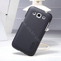 Nillkin Super Matte Hard Case Skin Cover for Samsung i8552 Galaxy Win - Black