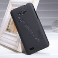 Nillkin Super Matte Hard Case Skin Cover for ZTE N983 - Black