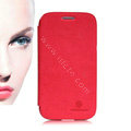 Nillkin leather Case Holster Cover Skin for Samsung i9080 i9082 Galaxy Grand DUOS - Red