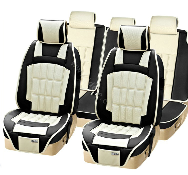 Buy Wholesale FORTUNE Custom Auto Car Seat Cover Cushion Set ...