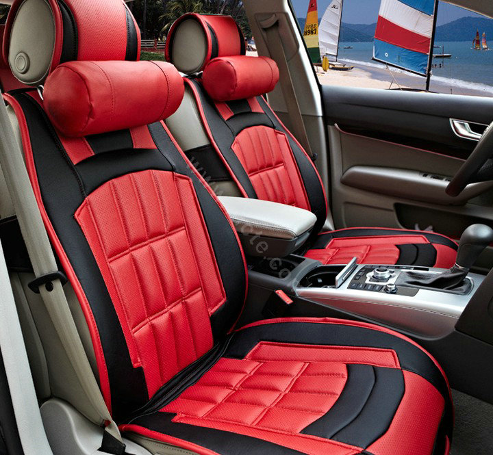 Custom Car Seat Cover