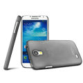 IMAK Water Jade Shell Hard Cases Covers for Samsung GALAXY S4 I9500 SIV - Black