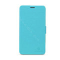 Nillkin Fresh leather Case Bracket Holster Cover Skin for BBK vivo Xplay X510w - Blue