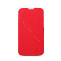 Nillkin Fresh leather Case Holster Cover Skin for Coolpad 9070+XO - Red
