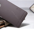 Nillkin Super Matte Hard Case Skin Cover for HTC One 802t - Brown