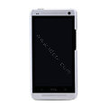 Nillkin Super Matte Hard Case Skin Cover for HTC One 802t - White