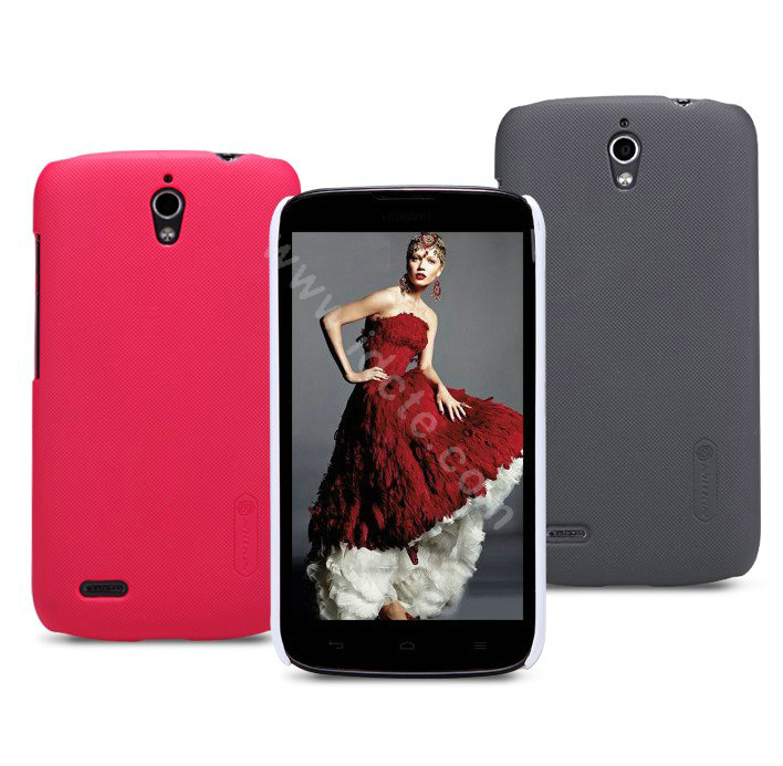 Buy Wholesale Nillkin Super Matte Hard Case Skin Cover for HUAWEI G610 ...