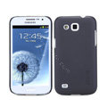 Nillkin Super Matte Hard Case Skin Cover for Samsung I869 Galaxy Win - Black