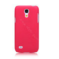 Nillkin Super Matte Hard Case Skin Cover for Samsung I9190 GALAXY S4 Mini - Red