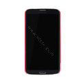 Nillkin Super Matte Hard Case Skin Cover for Samsung I9200 Galaxy Mega 6.3 - Red