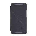 Nillkin leather Case Holster Cover Skin for HTC One 802t - Black