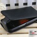 Flip leather Case Holster Cover for Samsung i9250 Galaxy Nexus - Black