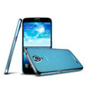 IMAK Ultrathin Clear Matte Color Cover Case for Samsung I9200 Galaxy Mega 6.3 - Blue