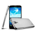 IMAK Ultrathin Clear Matte Color Cover Case for Samsung I9200 Galaxy Mega 6.3 - White