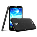 IMAK Ultrathin Matte Color Cover Hard Case for Samsung I9200 Galaxy Mega 6.3 - Black