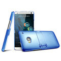 Imak ice cream Colorful Case support Cover skin for HTC One 802t - Blue