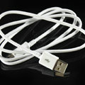 Original Micro USB 2.0 Data Cable For Samsung Galaxy Note i9220 N7000 i717 - White