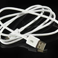 Original Micro USB 2.0 Data Cable For Samsung Galaxy SIII S3 I9300 - White