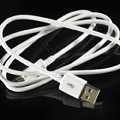 Original Micro USB 2.0 Data Cable For Samsung N7100 GALAXY Note2 - White
