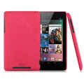 IMAK Cowboy Shell Hard Case Cover for Google Nexus 7 II - Rose