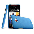 IMAK Cowboy Shell Hard Case Cover for HTC Butterfly S 901e - Blue