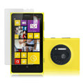 IMAK Ultra Clear Anti-Fingerprint Screen Protector Film for Nokia Lumia 1020