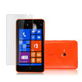 IMAK Ultra Clear Anti-Fingerprint Screen Protector Film for Nokia Lumia 625