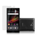 IMAK Ultra Clear Anti-Fingerprint Screen Protector Film for Sony Ericsson S39h Xperia C