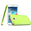 IMAK Ultrathin Clear Matte Color Cover Case for Samsung I9190 GALAXY S4 Mini - Green
