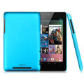 IMAK Ultrathin Matte Color Cover Hard Case for Google Nexus 7 II - Blue