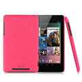 IMAK Ultrathin Matte Color Cover Hard Case for Google Nexus 7 II - Rose