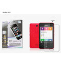 Nillkin Anti-scratch Frosted Scrub Screen Protector Film for Nokia Lumia 501